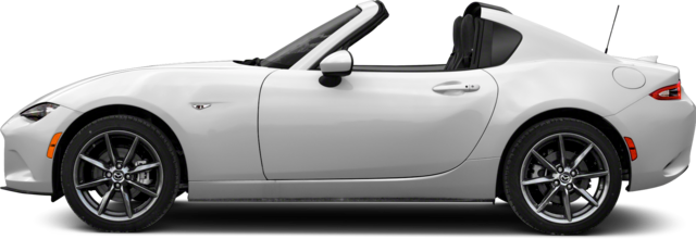 2021 Mazda MX-5 RF Convertible GT