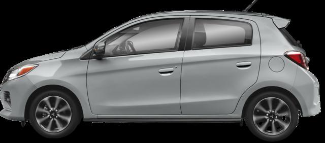 2021 Mitsubishi Mirage Hatchback GT
