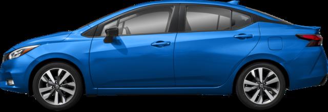 2021 Nissan Versa Sedan SR