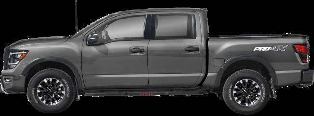 2021 Nissan Titan Truck PRO-4X