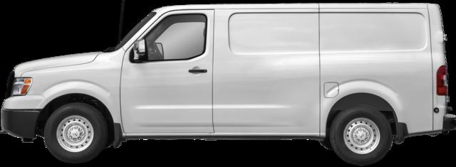 2021 Nissan NV Cargo NV3500 HD Van SV V8