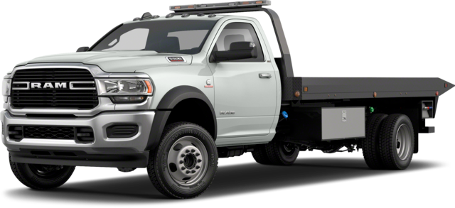2021 Ram 5500 châssis-cabine Camion Tradesman/SLT