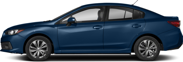 2021 Subaru Impreza Sedan Convenience