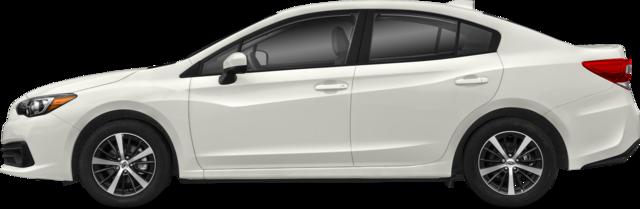 2021 Subaru Impreza Berline Tourisme