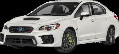 2021 Subaru WRX STI Sedan