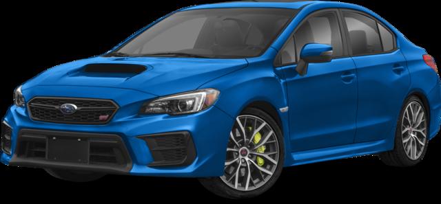 2021 Subaru WRX STI Sedan Sport-tech w/Lip