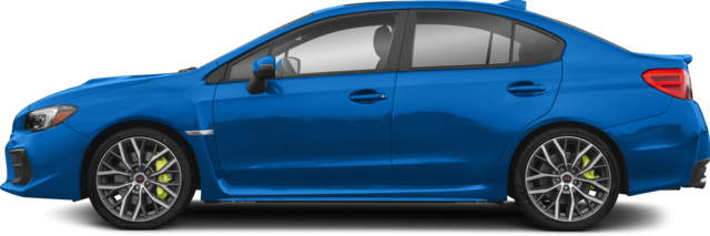 2021 Subaru WRX STI Berline Sport-tech avec becquet