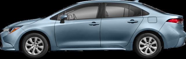 2021 Toyota Corolla Sedan LE