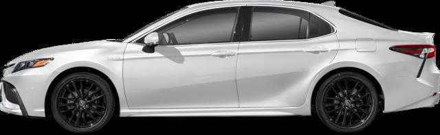 2021 Toyota Camry Hybrid Sedan XSE