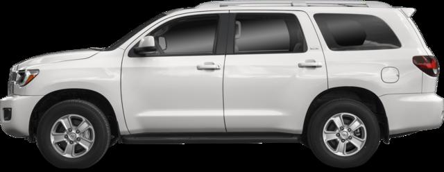 2021 Toyota Sequoia SUV Platinum