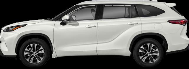 2021 Toyota Highlander SUV XLE