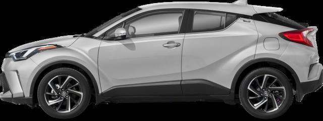 2021 Toyota C-HR SUV Limited