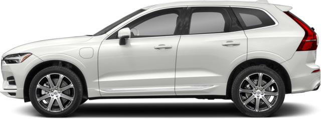 2021 Volvo XC60 Recharge Plug-In Hybrid SUV T8 R-Design