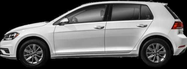 2021 Volkswagen Golf Hatchback Highline
