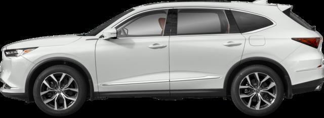 2022 Acura MDX SUV Tech