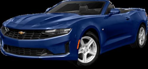 2022 Chevrolet Camaro Convertible