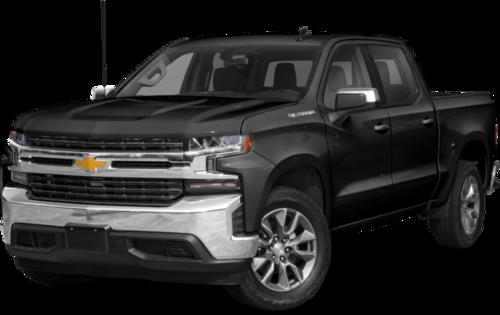 2022 Chevrolet Silverado 1500 LTD Truck