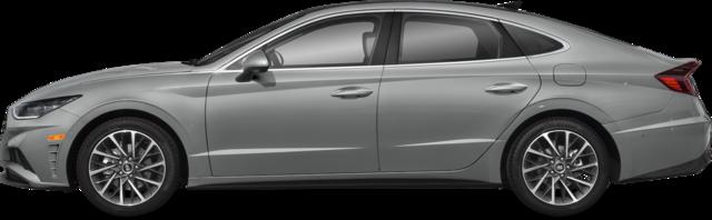 2022 Hyundai Sonata Sedan Luxury