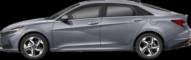 2022 Hyundai Elantra HEV Sedan Ultimate w/Two-Tone Interior