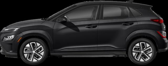 2022 Hyundai Kona électrique VUS Preferred avec deux tons