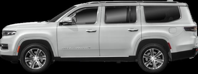 2022 Jeep Grand Wagoneer SUV Series II