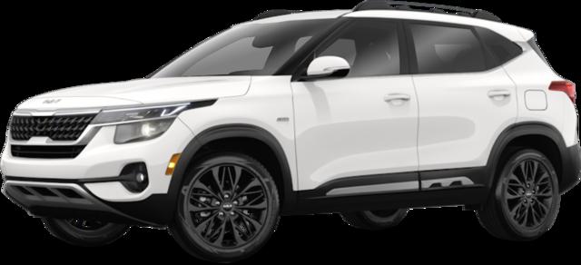 2022 Kia Seltos SUV EX Premium