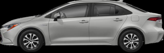2022 Toyota Corolla Hybrid Sedan w/Li Battery
