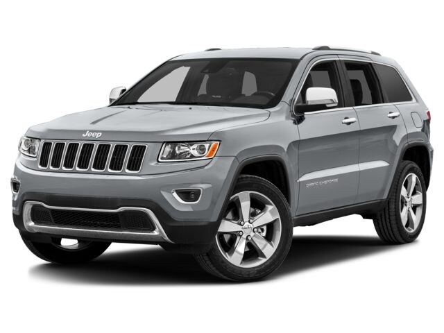 2016 Jeep Grand Cherokee SUV