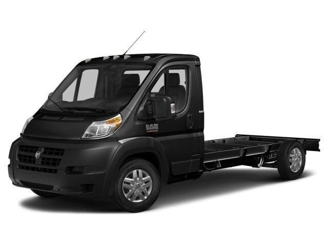 2016 Ram ProMaster 3500 Cutaway Truck