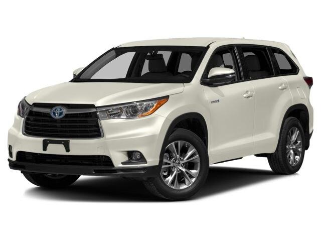 2016 Toyota Highlander Hybrid SUV