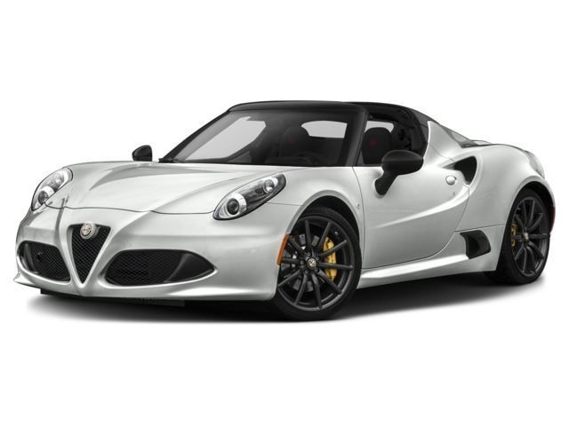 2017 alfa romeo 4c spider cabriolet boischatel. Black Bedroom Furniture Sets. Home Design Ideas
