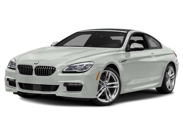 2017 BMW 650i Coupe