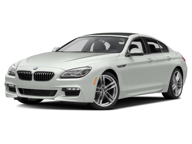 2017 BMW 640i Gran Coupe