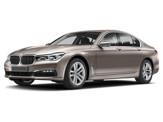 2017 BMW 740Le Berline