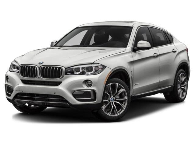 2017 BMW X6 VUS