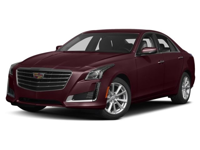 2017 CADILLAC CTS Berline