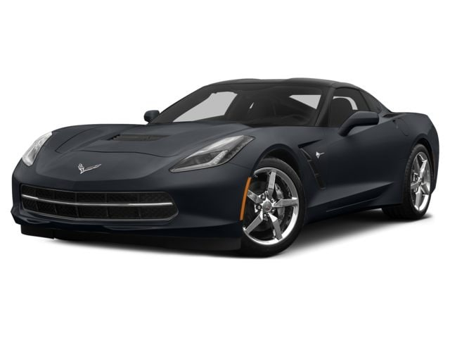 2017 Chevrolet Corvette Coupé