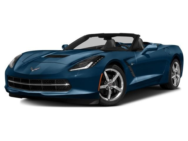 2017 Chevrolet Corvette Convertible