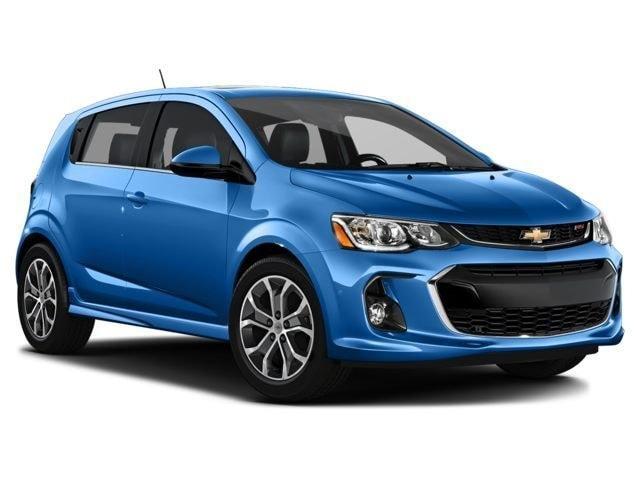 2017 Chevrolet Sonic Hatchback