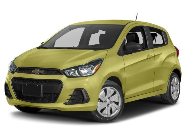 2017 Chevrolet Spark Hatchback