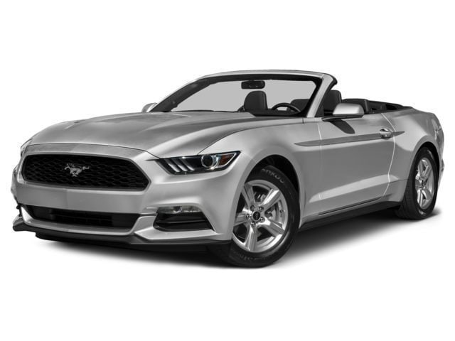 2017 Ford Mustang Cabriolet