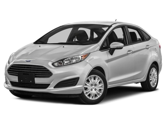 2017 Ford Fiesta Berline