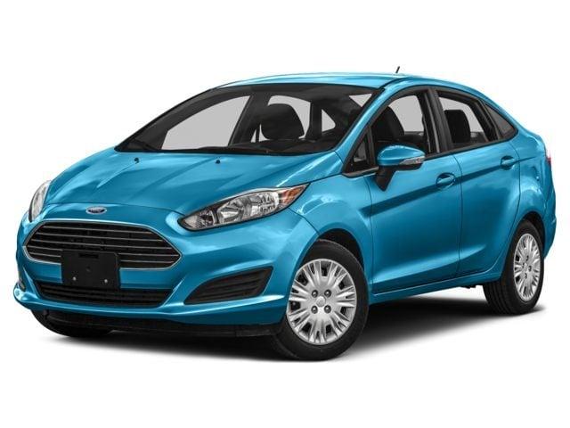 2017 Ford Fiesta Sedan
