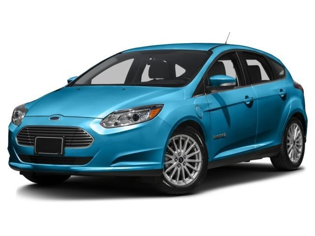 2017 Ford Focus Electric Hatchback