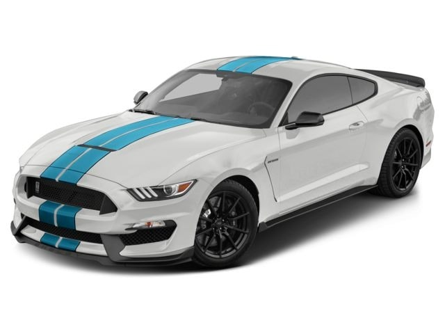 2017 Ford Shelby GT350 Coupé