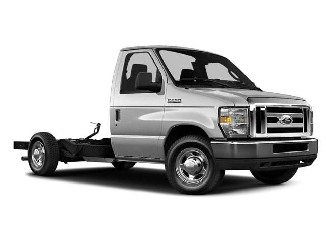 2017 Ford E-350 tronqué Camion
