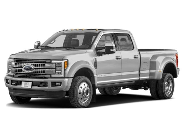 2017 Ford F-450 Camion