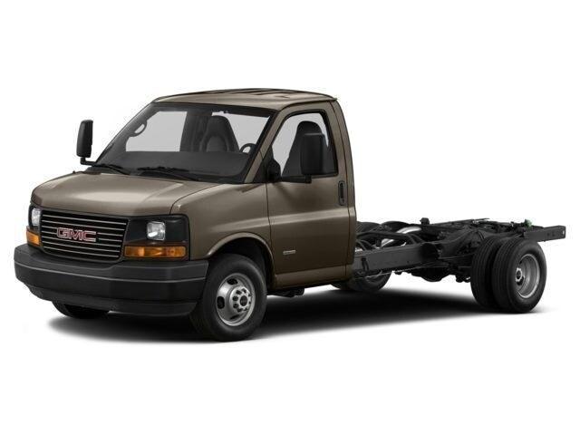 2017 GMC Savana Cutaway Truck