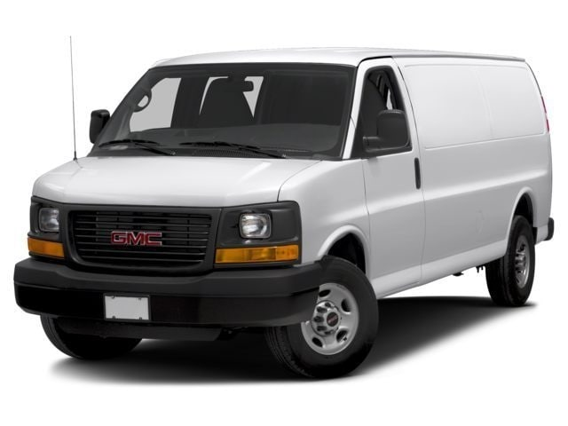 2017 GMC Savana 3500 Fourgon