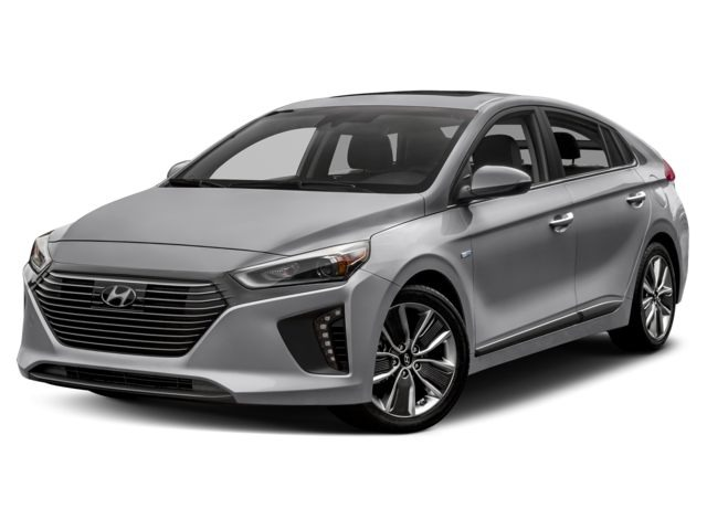 2017 Hyundai Ioniq Hybrid Hatchback